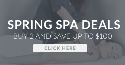 Spring Spa Deals are Here!